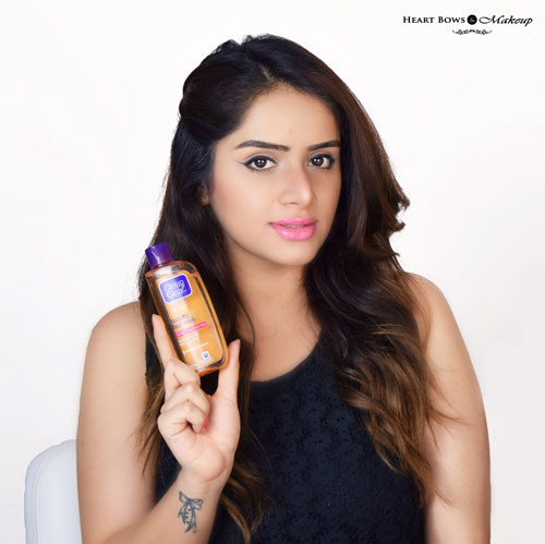 Clean & Clear Face Wash Review Price India