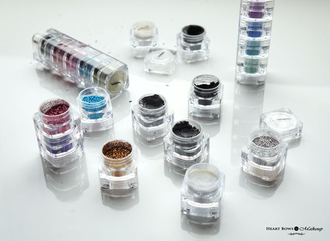 Faces Sparkle Dust Stackables Review Shades Swatches Price Buy India
