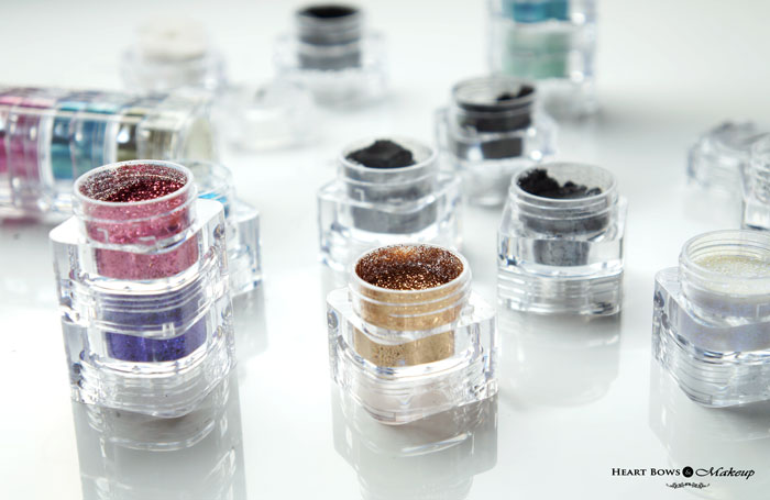 Faces Sparkle Dust Stackables Review Swatches Price Buy Online India