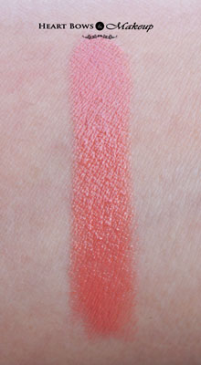 MAC Ravishing Lipstick Swatch Review