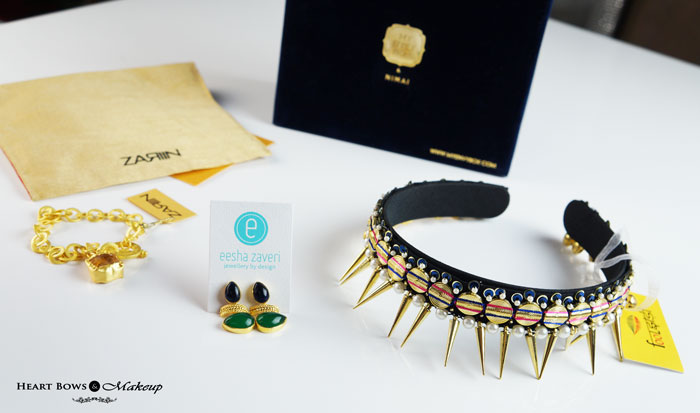 My Envy Jewelry Box Review