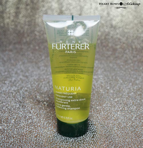 Rene Furterer NATURIA Gentle Balancing Shampoo Review Price Buy India