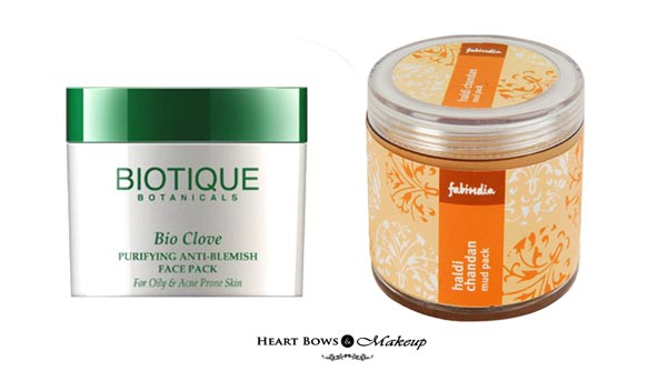 Best Face Mask For Oily Skin In India Our Top  Heart Bows