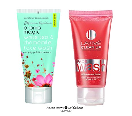 Top 10 Best Face Washes In India For Combi Oily Skin