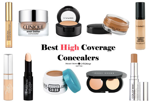 10 Best High Coverage Concealers in India: Affordable & High End ...