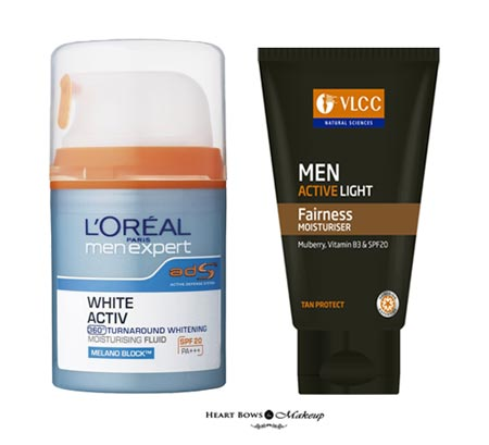 10 Best Fairness Creams For Men With Oily Skin India