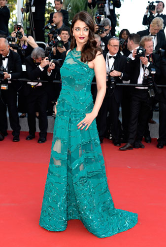 Aishwarya Rai At Cannes Film Festival