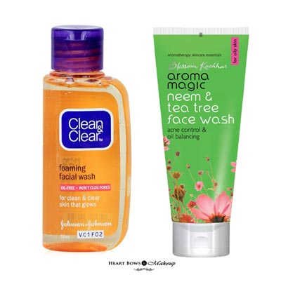 Best Affordable Face Wash For Acne Prone Skin Pimples India