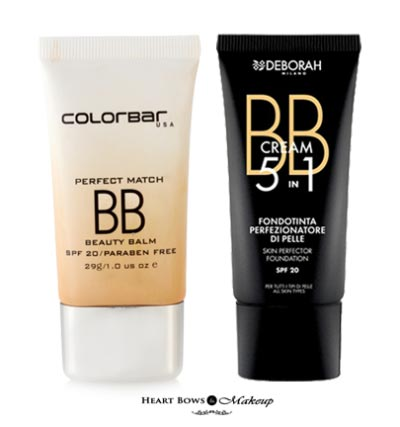 Best BB Cream In India For Oily Skin Summers
