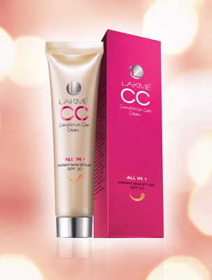Best CC Cream In India For Dark Indian Skin Lakme CC Cream