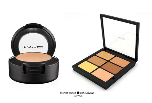Best MAC Concealer For Dark Circles Acne Marks Oily Skin India