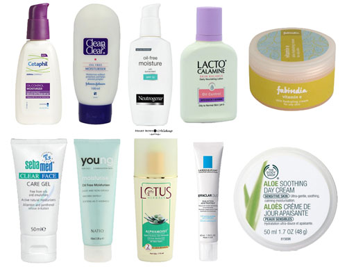 best moisturizer for acne
