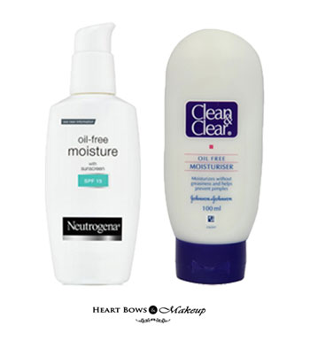 Best Moisturizer For Acne Prone Skin India Affordable Drugstore Options