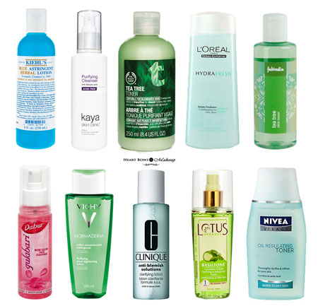 Best Toner Acne Prone Skin Pimples India Top 10 Affordable Brands
