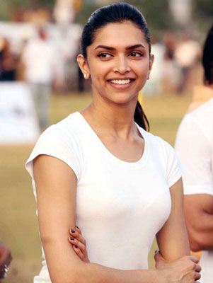 Deepika Padukone No Makeup Pictures