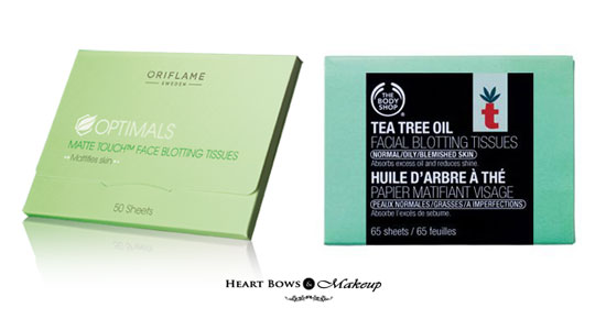 Best Blotting Sheets Papers For Summers Affordable Options