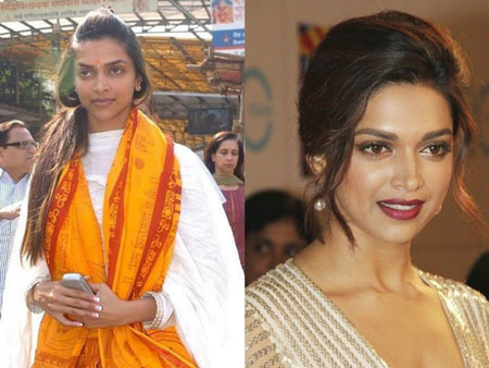 10 shocking transformations of bollywood actresses before