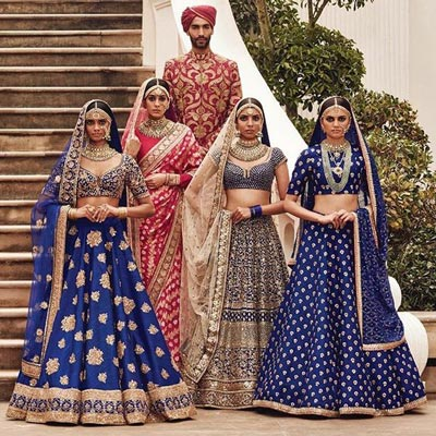Best Delhi Boutiques & Stores For Bridal Shopping In Shahpur Jat