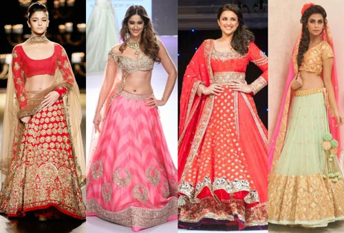 Best Delhi Stores & Markets For Bridal Lehenga Shopping