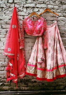 Best Delhi Stores For Bridal Lehengas Amp Trousseau Shopping