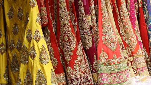 Best Stores To Buy Bridal Lehengas Chandni Chowk Delhi