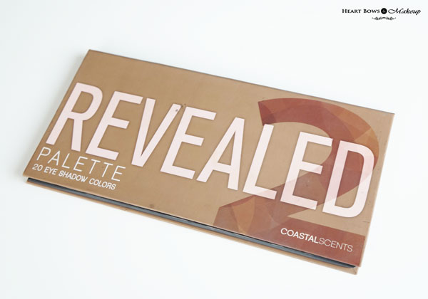 Coastal Scents Revealed 2 Palette Review Swatches Price Buy Online