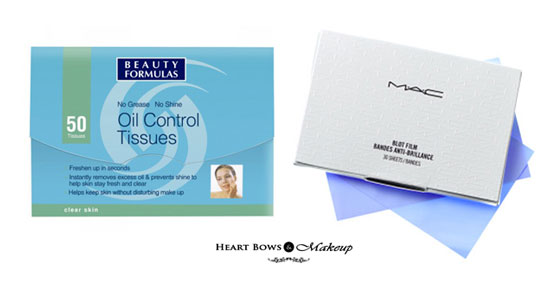 Top 10 Best Blotting Sheets India For Oily Face Summers