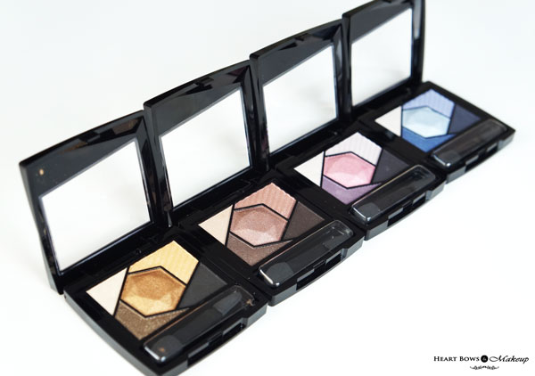 New Maybelline Color Sensational Eyeshadow Palettes Review Swatches Buy India