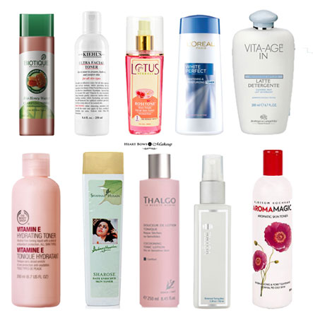 Best Toner For Dry Skin India Top 10 Summers Winters