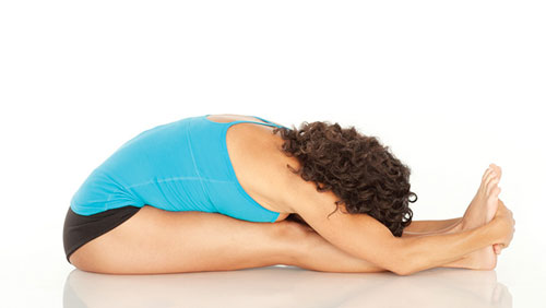 Best Yoga Asanas To Reduce Belly Stomach Fat Paschimottanasana Pictures
