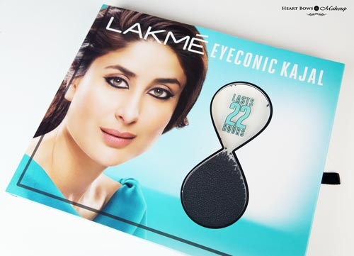 New Lakme Eyeconic Kajal Review Price