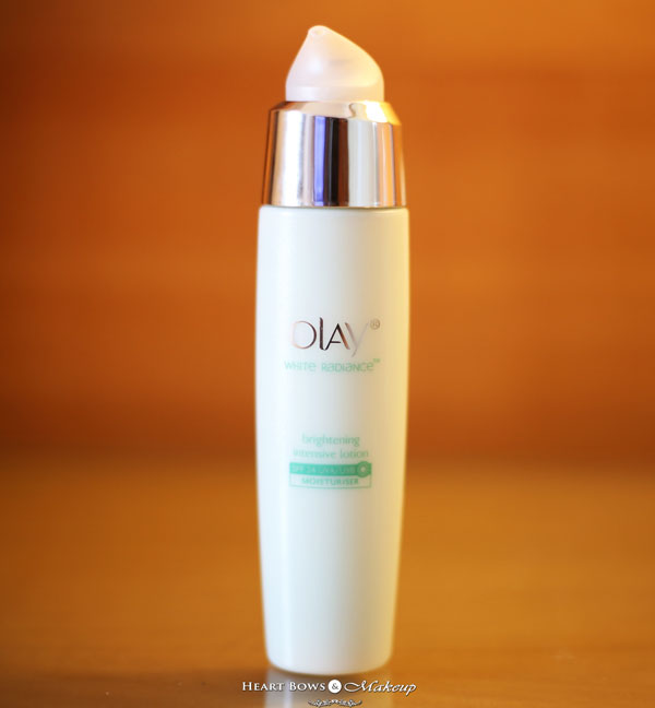 Olay White Radiance Brightening Lotion Review Buy India