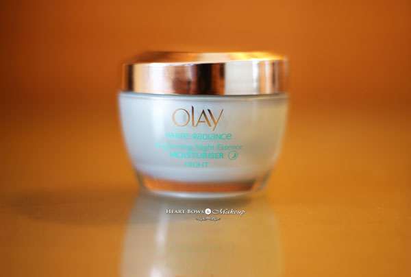 Olay White Radiance Night Essence Review Price