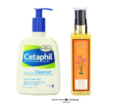 Top 10 Best Face Wash In India For Dry Skin