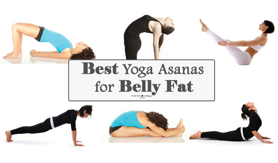 10 Best Yoga Asanas For Reducing Belly Fat Stomach With Pictures Heart Bows Makeup