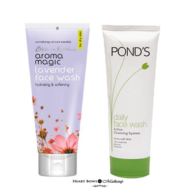 Top 10 Face Washes In India For Dry Skin AffordableDrugstore Brands'