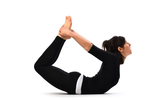 How To Do Bow Pose Top Yoga Asans For Flat Tummy