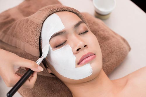 How To Do Facial At Home For Oily Fairer Skin Step By Step Pictures