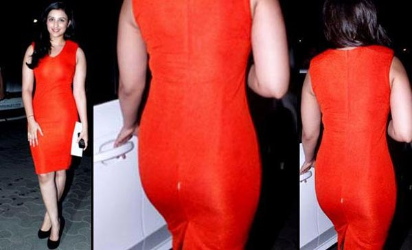 Parineeti Chopra Wardrobe Malfunction Bollywood Diva Pictures