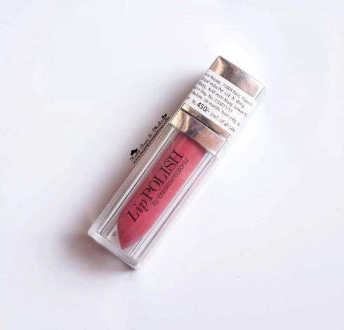 Maybelline Lip Polish Glam 9 Review & Swatch