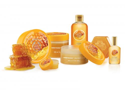 The Body Shop Honeymani Collection: Info + Prices!