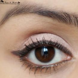 Lakme Eyeconic Brown Kajal Review & Swatches