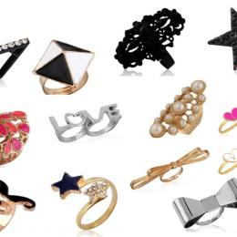ToniQ Accessories- 2014