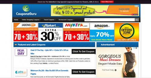 Shop wisely by using CouponzGuru!