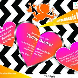 Valentine's Day Offers at TNC