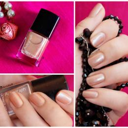 Marks & Spencer Autograph Ultimate Wear Nail Color Champagne Review