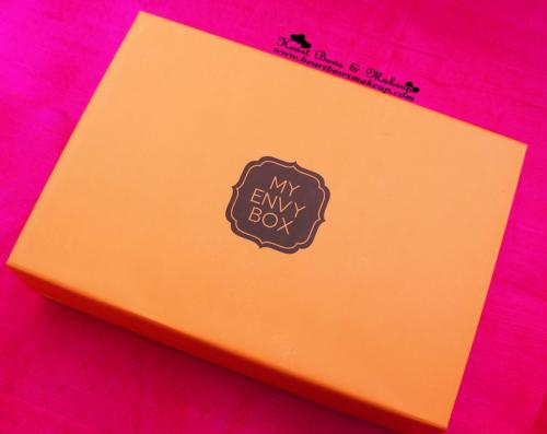 My Envy Box March Review & Products