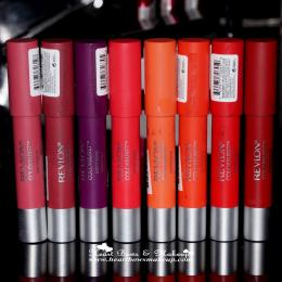 Revlon Colorburst Matte Balm Swatches & Price India