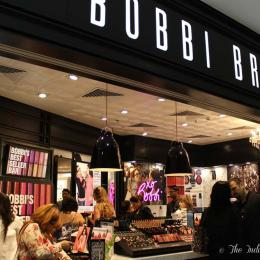 Bobbi Brown Gurgaon Store Opening + Nectar & N*de Collection!