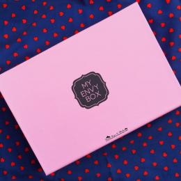 My Envy Box April Products & Review